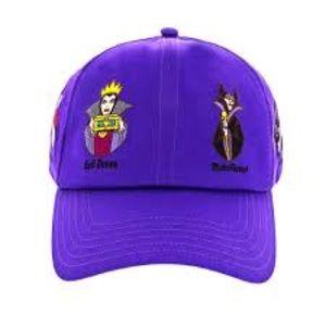 Disney Villains Baseball Hat